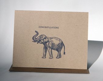 Congratuations Elephant