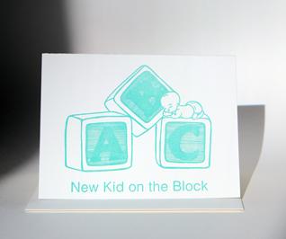 New Kid on the Block green