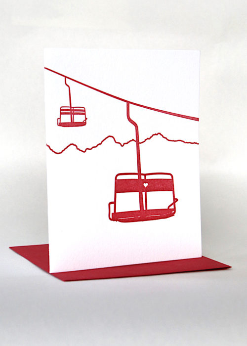 Chairlift-love-letterpress